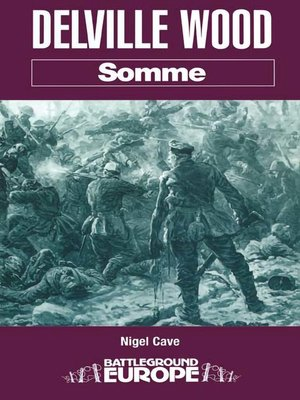 cover image of Delville Wood