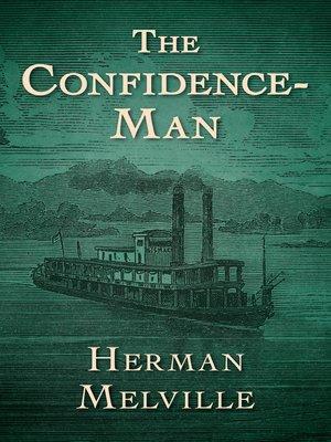 the confidence man by herman melville overdrive rakuten overdrive