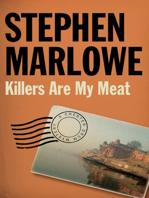 cover image of Killers Are My Meat