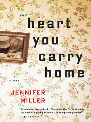 cover image of The Heart You Carry Home