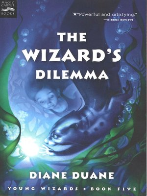 cover image of The Wizard's Dilemma