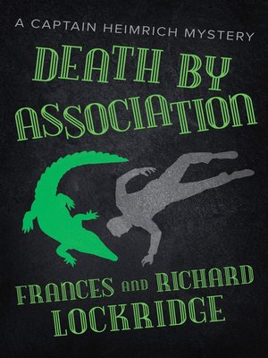 cover image of Death by Association