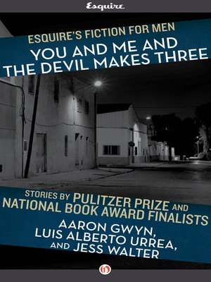cover image of You and Me and the Devil Makes Three