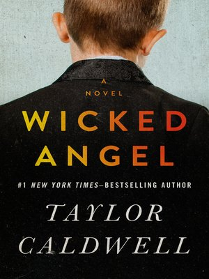 cover image of Wicked Angel