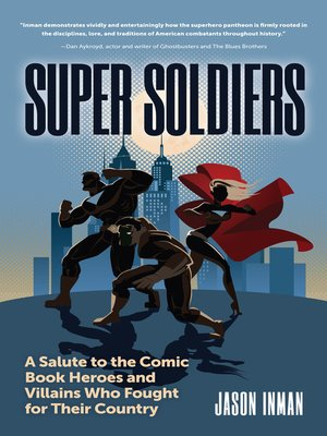 cover image of Super Soldiers