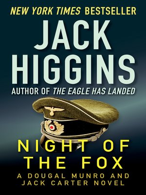 cover image of Night of the Fox