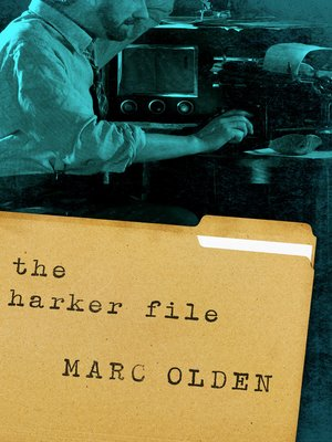cover image of The Harker File