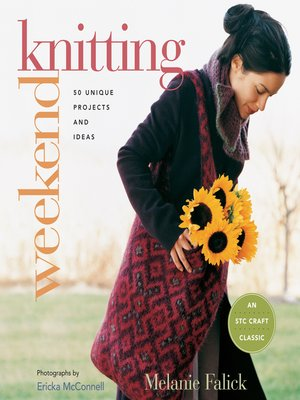 cover image of Weekend Knitting