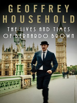 cover image of The Lives and Times of Bernardo Brown