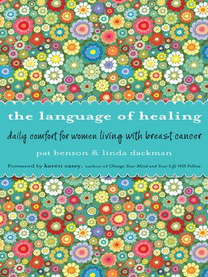 cover image of The Language of Healing