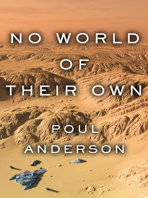 cover image of No World of Their Own