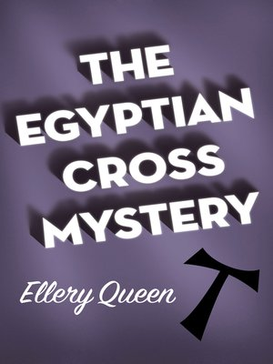 cover image of Egyptian Cross Mystery