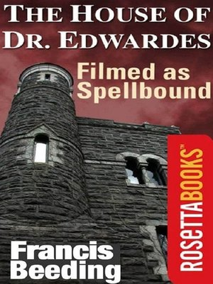 cover image of The House of Dr. Edwardes