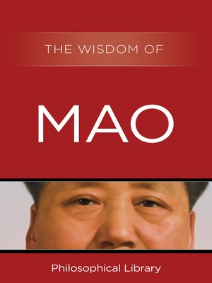 cover image of The Wisdom of Mao