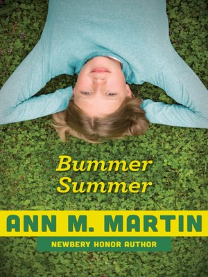 cover image of Bummer Summer