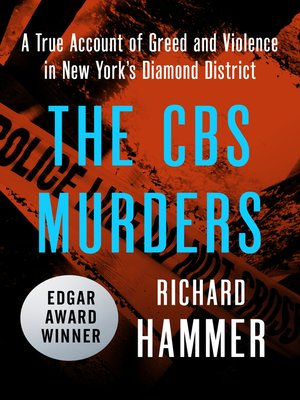 cover image of The CBS Murders