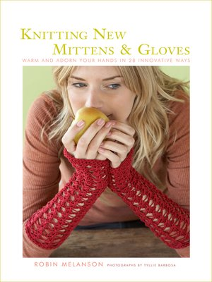 cover image of Knitting New Mittens and Gloves