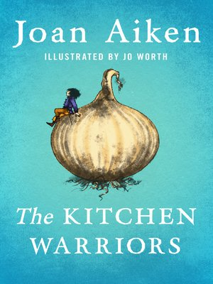 cover image of The Kitchen Warriors