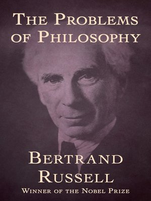 cover image of The Problems of Philosophy