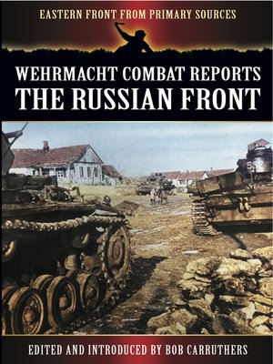 cover image of Wehrmacht Combat Reports