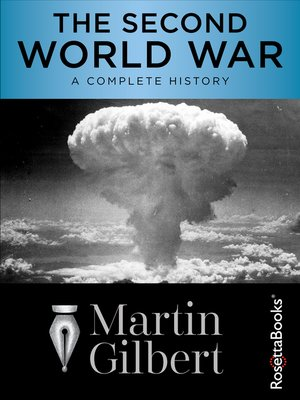 cover image of The Second World War