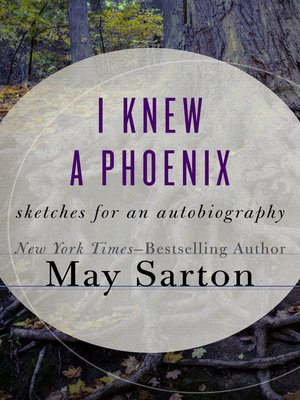 cover image of I Knew a Phoenix