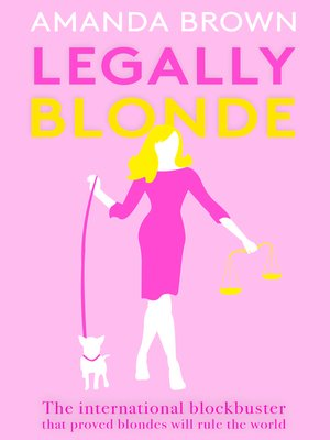 cover image of Legally Blonde