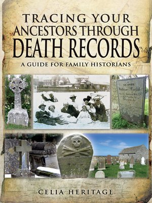 cover image of Tracing Your Ancestors Through Death Records