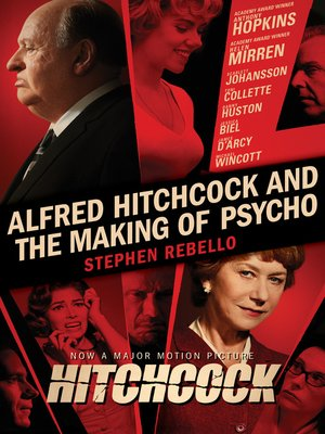 cover image of Alfred Hitchcock and the Making of Psycho
