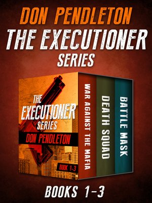 cover image of The Executioner Series, Books 1–3
