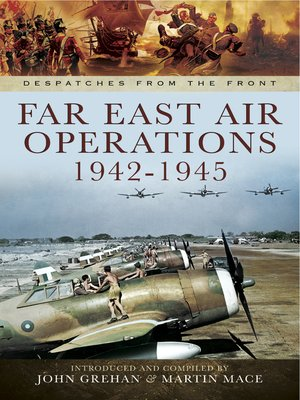 cover image of Far East Air Operations, 1942–1945