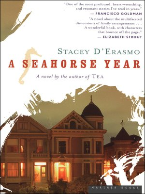 cover image of A Seahorse Year