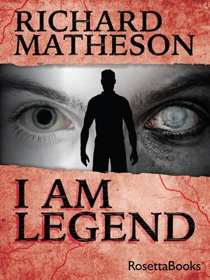 cover image of I Am Legend