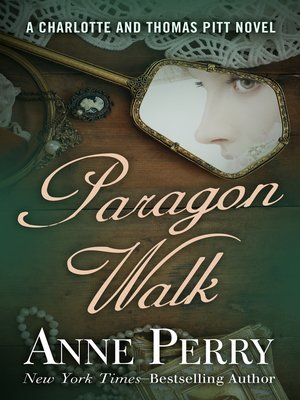 cover image of Paragon Walk