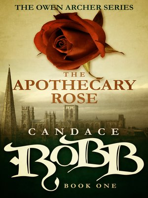 cover image of The Apothecary Rose