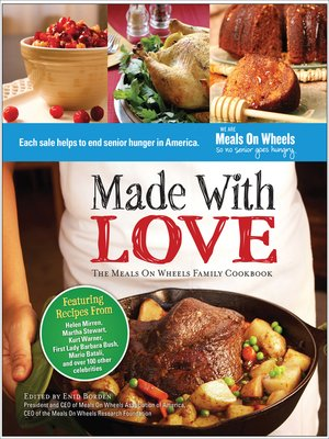 cover image of Made With Love