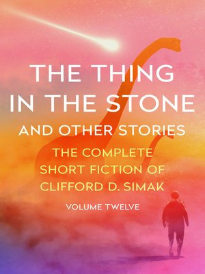 cover image of The Thing in the Stone