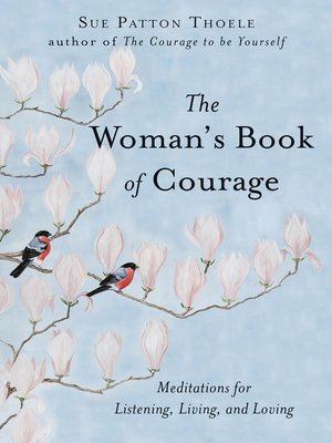 cover image of The Woman's Book of Courage