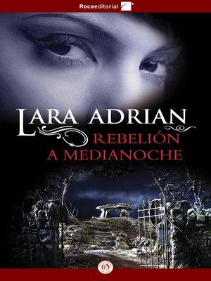 cover image of Rebelión a medianoche