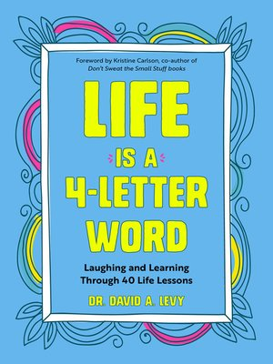 cover image of Life Is a 4-Letter Word