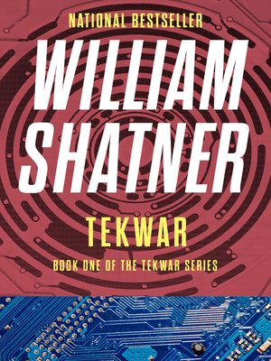 cover image of TekWar