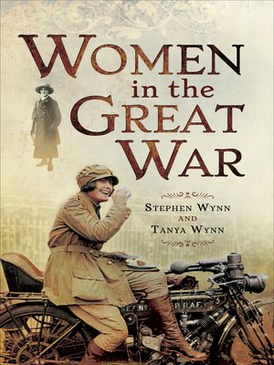 cover image of Women in the Great War