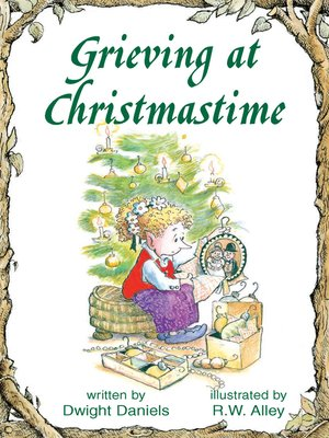 cover image of Grieving at Christmastime