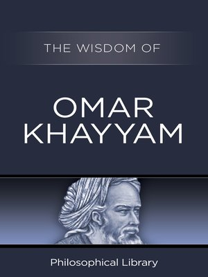 cover image of The Wisdom of Omar Khayyam