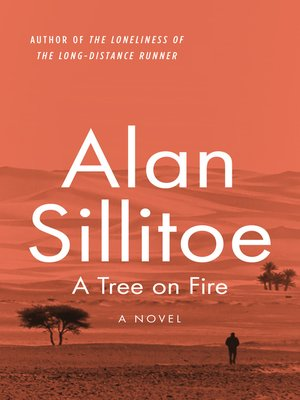 cover image of A Tree on Fire
