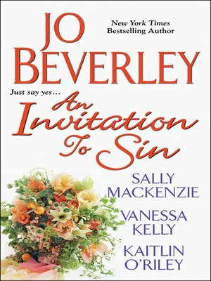 cover image of An Invitation to Sin