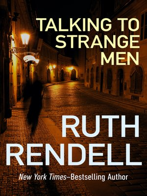 cover image of Talking to Strange Men