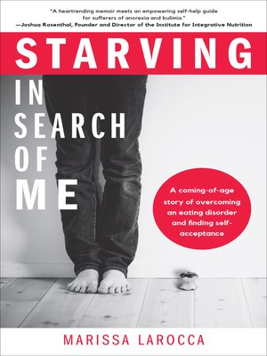 cover image of Starving In Search of Me