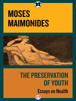 cover image of The Preservation of Youth