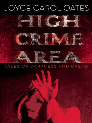 cover image of High Crime Area